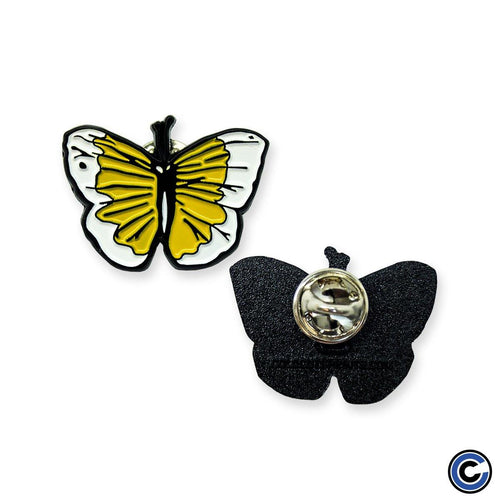 "Tigers Jaw ""Moth"" Pin"