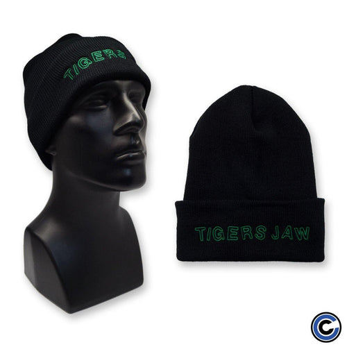 "Tigers Jaw ""Outline"" Beanie"