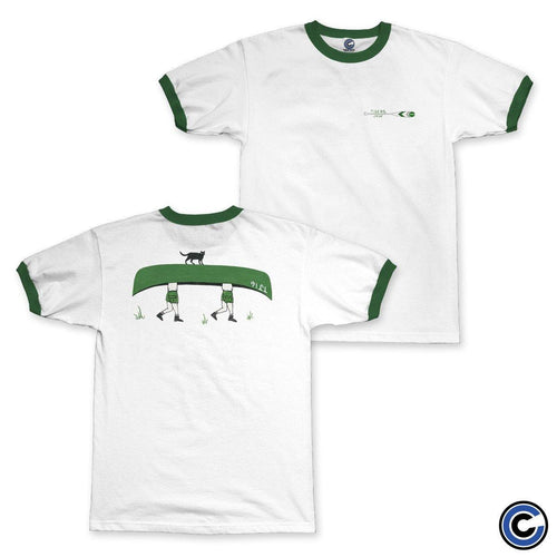 "Tigers Jaw ""Slaby Canoe"" Shirt"