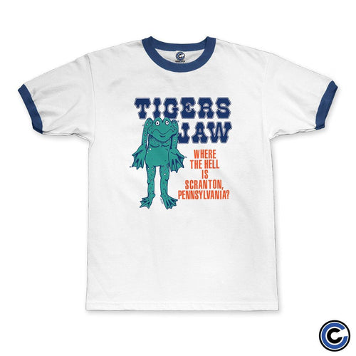 "Buy – Tigers Jaw ""Perry"" Ringer – Band & Music Merch – Cold Cuts Merch"
