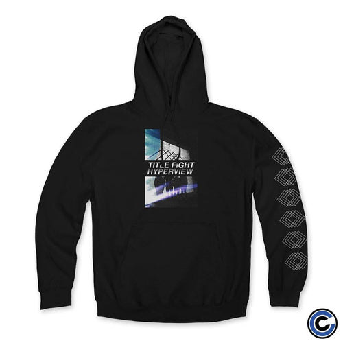 "Buy Now – Title Fight ""Hyperview"" Hoodie – Cold Cuts Merch"