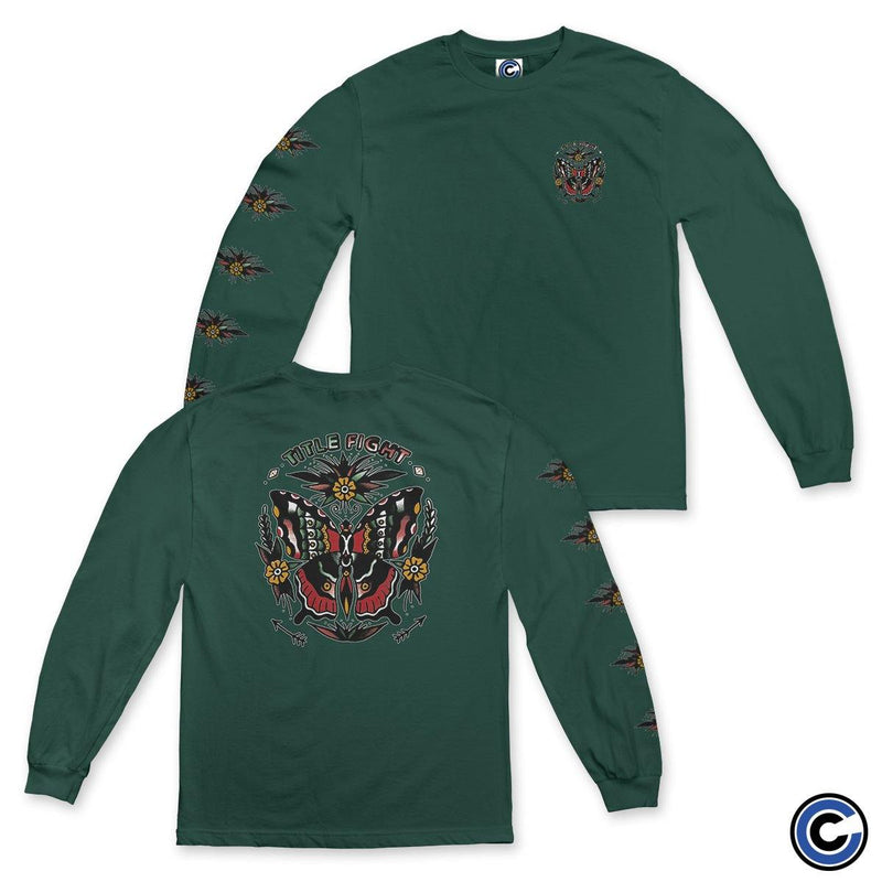 "Title Fight ""Butterflower"" Long Sleeve"