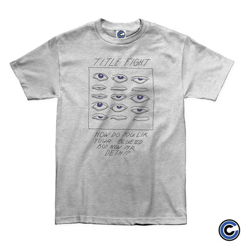 "Title Fight ""Eyes"" Shirt"