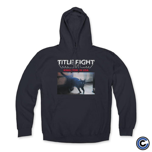 "Title Fight ""Kingston Cat"" Hoodie"