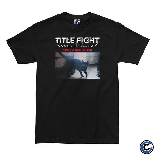 "Title Fight ""Kingston Cat"" Shirt"