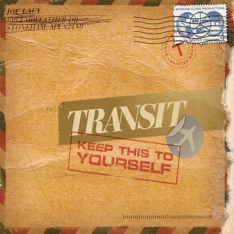 "Transit ""Keep This To Yourself"" 12"""