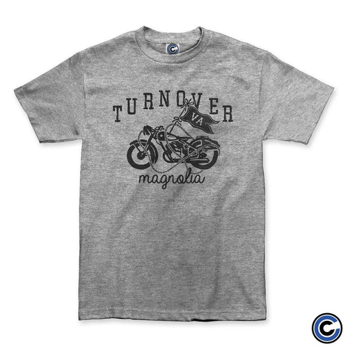 Turnover motorcycle shirt
