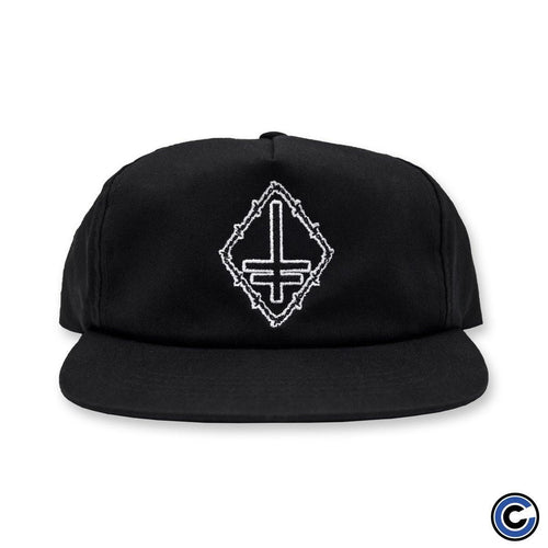 "Buy Now – Twitching Tongues ""Cross"" Snapback – Cold Cuts Merch"