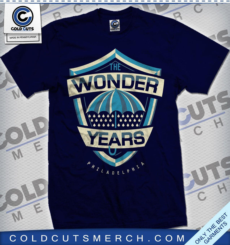 "The Wonder Years ""Umbrella"" Shirt"