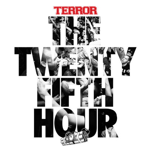 "Terror ""25th Hour"" LP"