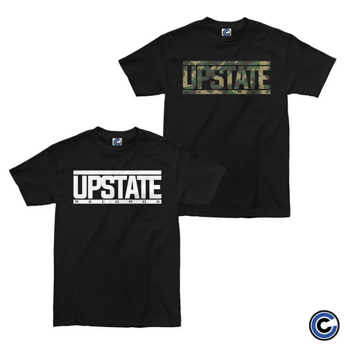 "Upstate Records ""Wide"" Shirt"
