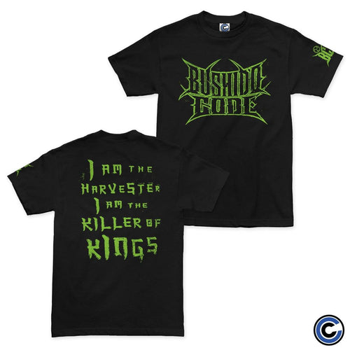 "Buy Now – Bushido Code ""The Ronin"" Shirt – Cold Cuts Merch"