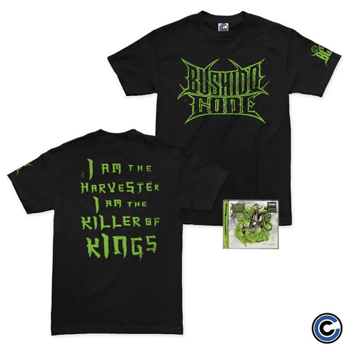 "Buy Now – Bushido Code ""The Ronin"" Bundle 1 – Cold Cuts Merch"