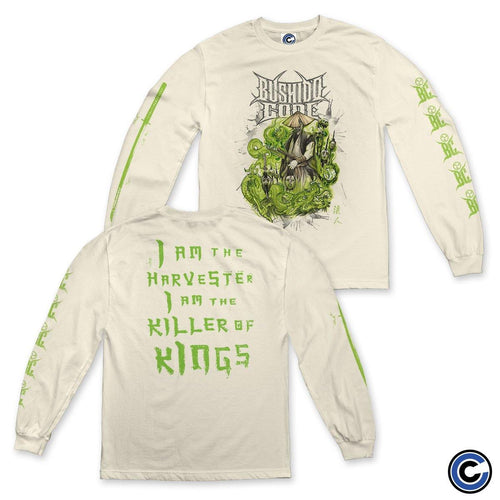 "Buy Now – Bushido Code ""Dragon"" Long Sleeve – Cold Cuts Merch"