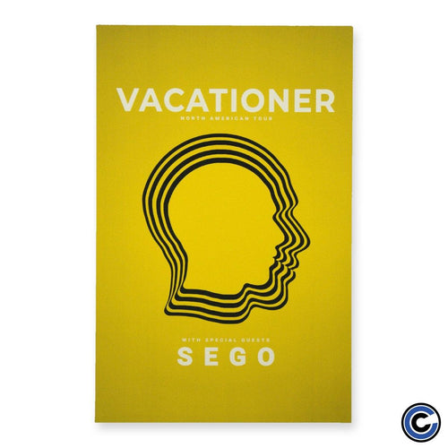 "Vacationer ""North American Tour"" Poster"