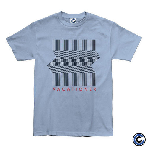 "Vacationer ""Zig Zag Lines"" Shirt"