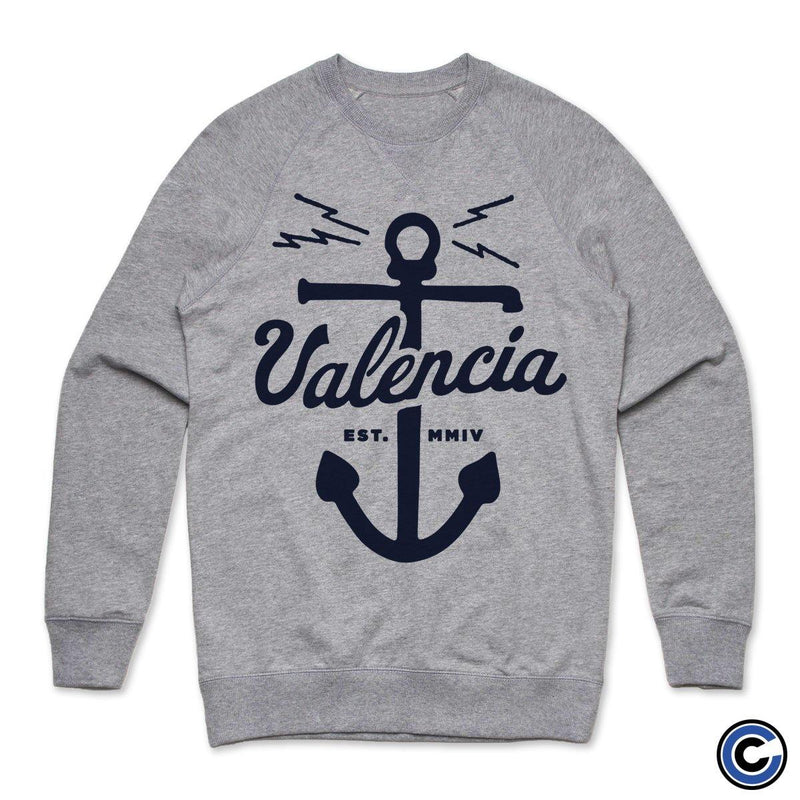 "Valencia ""Anchor"" Crewneck"