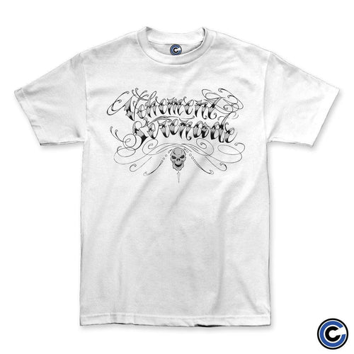 "Vehement Serenade ""Script"" Shirt"