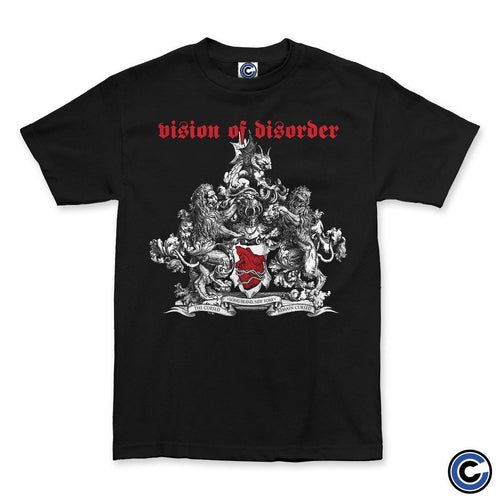 "Vision of Disorder ""Cursed"" Shirt"