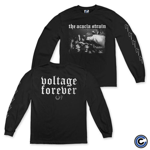 "Voltage Lounge ""The Acacia Strain"" Long Sleeve"