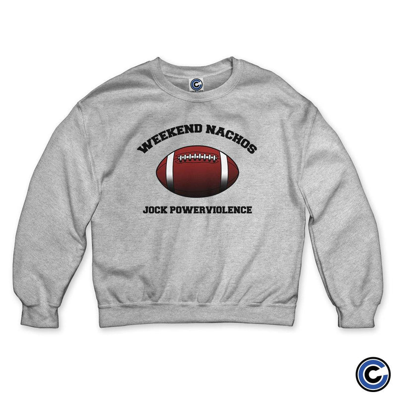 "Weekend Nachos ""Jock"" Crewneck"