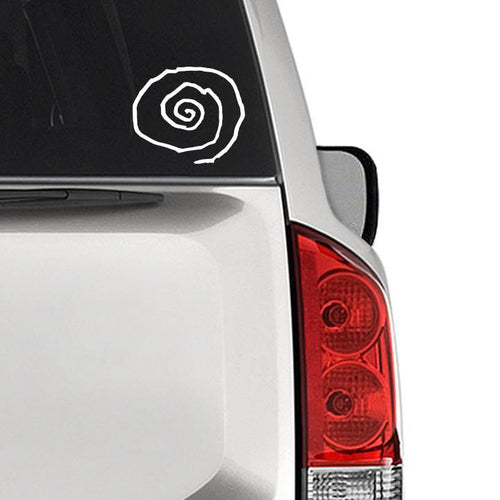 "Whirr ""Logo"" Cut Vinyl Decal"
