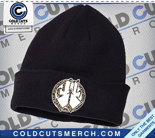 "Warhound ""Cheetah"" Beanie"