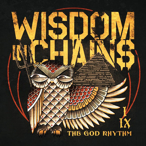 "Buy – Wisdom In Chains ""The God Rhythm"" 12"" – Band & Music Merch – Cold Cuts Merch"