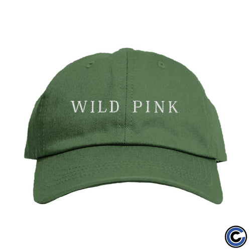 "Buy – Wild Pink ""Text"" Hat – Band & Music Merch – Cold Cuts Merch"