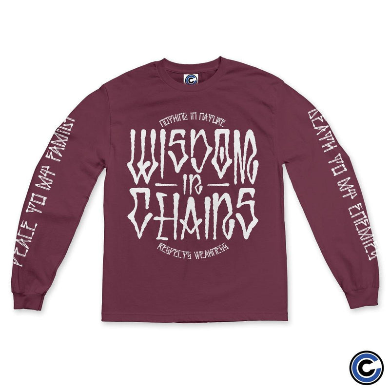"Wisdom In Chains ""Vato"" Long Sleeve"