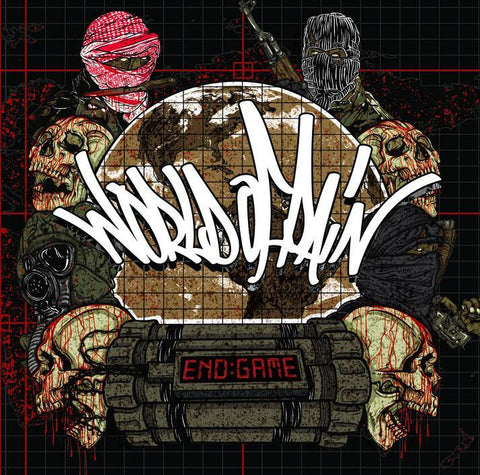 "World of Pain ""End Game"" CD"