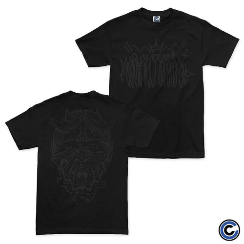 "World of Pain ""Demon Handstyle"" Shirt (Black Ink)"