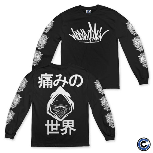 "Buy – World of Pain ""Japan"" Long Sleeve – Band & Music Merch – Cold Cuts Merch"
