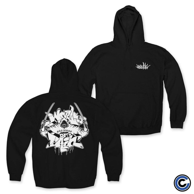 "Buy – World of Pain ""Samurai"" Hoodie – Band & Music Merch – Cold Cuts Merch"