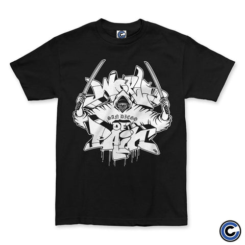 "World Of Pain ""Samurai"" Shirt"