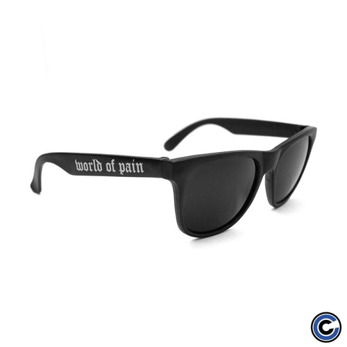 "World of Pain ""Logo"" Sunglasses"