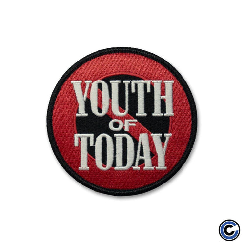 "Buy Now – Youth of Today ""We're Not"" Patch – Cold Cuts Merch"