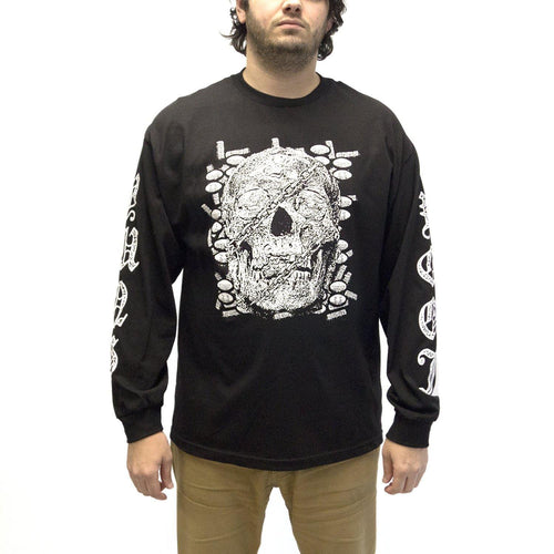 """Drug Skull"" Long Sleeve"