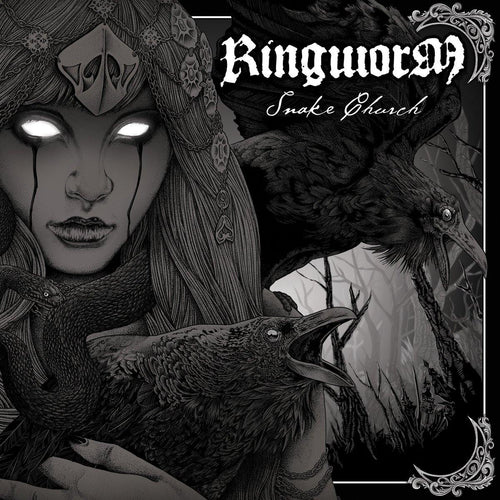 "Ringworm ""Snake Church"" 12"""