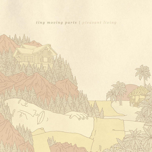 "Buy – Tiny Moving Parts ""Pleasant Living"" 12"" – Band & Music Merch – Cold Cuts Merch"