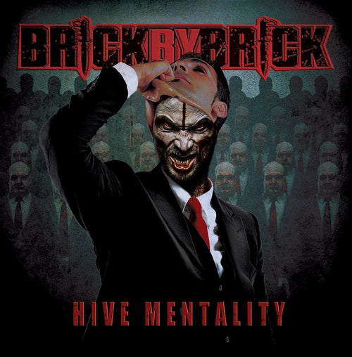 "Brick By Brick ""Hive Mentality"" 12"""