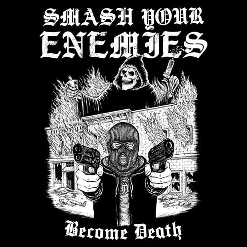 "Buy – Smash Your Enemies ""Become Death"" CD – Band & Music Merch – Cold Cuts Merch"