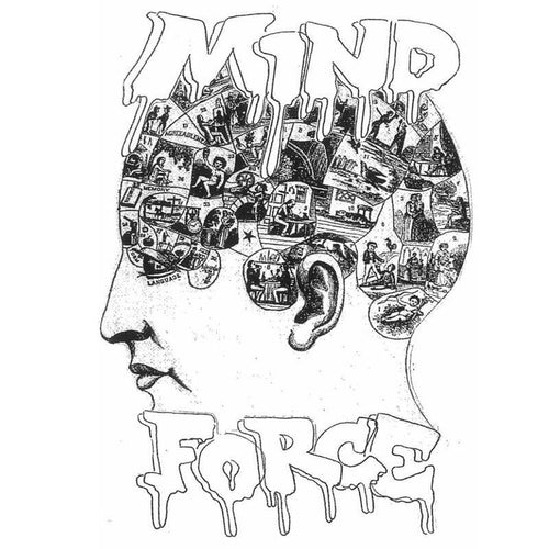 "Mindforce ""S/T Demo"" 7"""