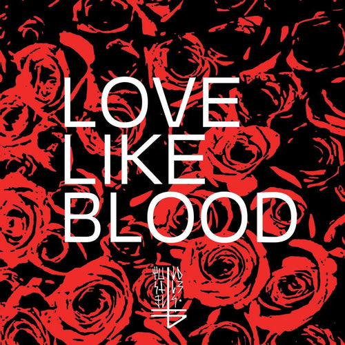 "Buy – The Banner ""Love Like Blood"" Cassette – Band & Music Merch – Cold Cuts Merch"