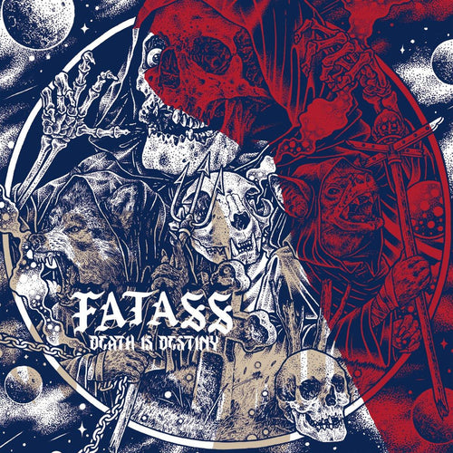 "Fatass ""Death Is Destiny"" CD"