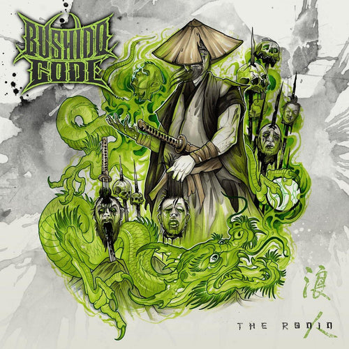 "Buy Now – Bushido Code ""The Ronin"" CD – Cold Cuts Merch"
