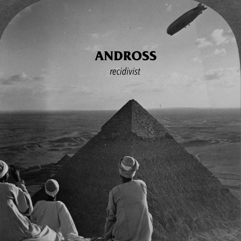 "Andross ""Recidivist"" CD"