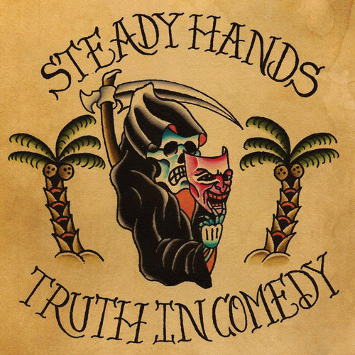 "Buy – Steady Hands ""Truth in Comedy"" 12"" – Band & Music Merch – Cold Cuts Merch"