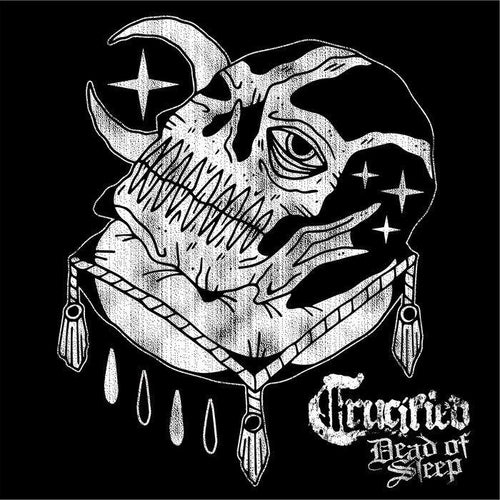 "Buy – Crucified ""Dead of Sleep"" 7"" – Band & Music Merch – Cold Cuts Merch"