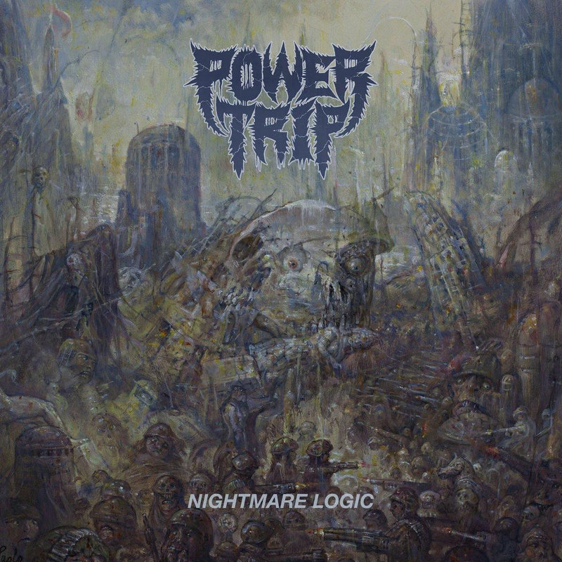"Buy Now – Power Trip ""Nightmare Logic"" – Cold Cuts Merch"